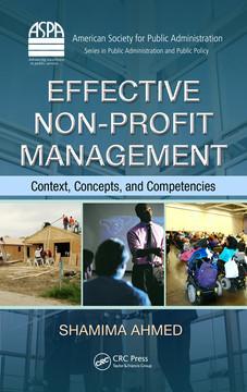 Effective Non-Profit Management