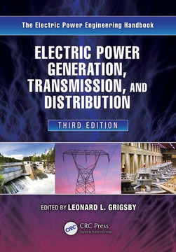Electric Power Generation, Transmission, and Distribution, 3rd Edition