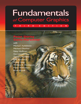 Fundamentals of Computer Graphics, 3rd Edition