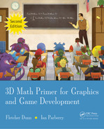 Cover of 3D Math Primer for Graphics and Game Development, 2nd Edition, 2nd Edition