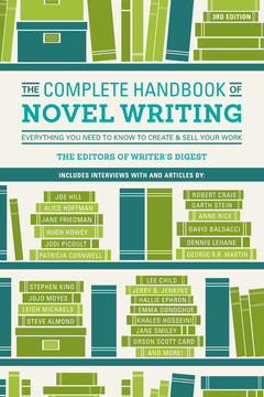 The Complete Handbook of Novel Writing, 3rd Edition