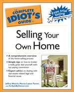 Cover of The Complete Idiot's Guide to Selling Your Own Home