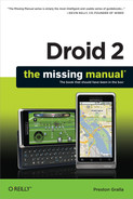 Cover image for Droid 2: The Missing Manual