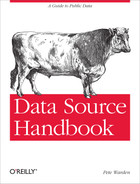 Cover image for Data Source Handbook