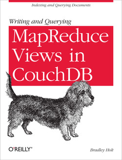 Writing and Querying MapReduce Views in CouchDB