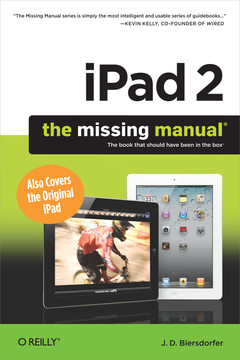 iPad 2: The Missing Manual, 2nd Edition