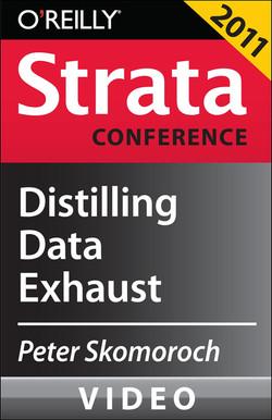 Distilling Data Exhaust