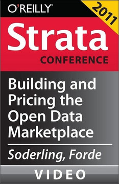 Building and Pricing the Open Data Marketplace