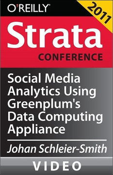Social Media Analytics Using Greenplum's Data Computing Appliance