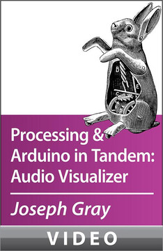 Processing and Arduino in Tandem: Audio Visualizer
