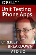 Cover image for Unit Testing iPhone Apps