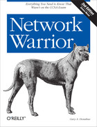 Book cover for Network Warrior, 2nd Edition