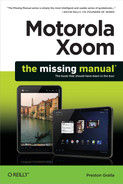 Cover image for Motorola Xoom: The Missing Manual