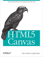 Cover of HTML5 Canvas