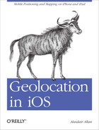 Cover image for Geolocation in iOS