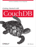 Cover image for Getting Started with CouchDB