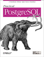 Cover image for Practical PostgreSQL