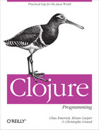 Cover image for Clojure Programming