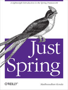 Cover image for Just Spring