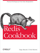 Cover of Redis Cookbook