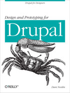 Cover image for Design and Prototyping for Drupal