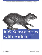 Cover image for iOS Sensor Apps with Arduino