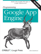 Cover of Programming Google App Engine, 2nd Edition