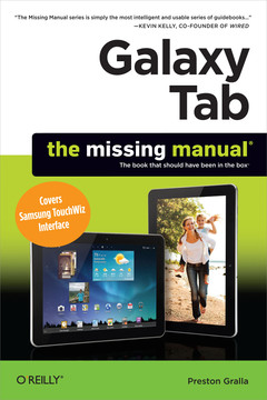 1  The Guided Tour - Galaxy Tab: The Missing Manual [Book]