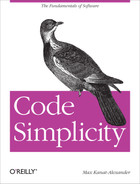 Cover image for Code Simplicity