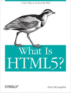 Cover image for What Is HTML5?