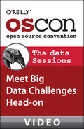 Cover image for The Data Sessions: The Best of OSCON 2011