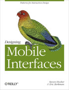 Cover image for Designing Mobile Interfaces