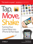 Cover image for Tap, Move, Shake