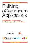Cover of Building eCommerce Applications