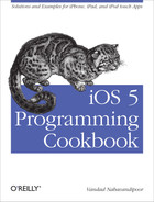 Cover image for iOS 5 Programming Cookbook
