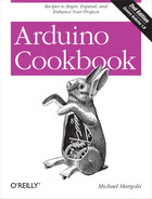 Cover of Arduino Cookbook, 2nd Edition