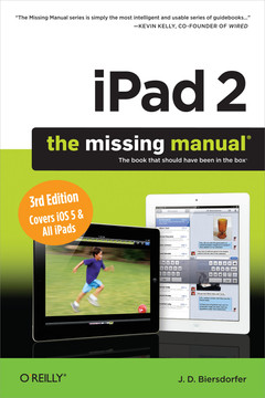iPad 2: The Missing Manual, 3rd Edition