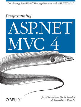 4  Client-Side Development - Programming ASP NET MVC 4 [Book]