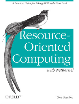 Resource-Oriented Computing with NetKernel