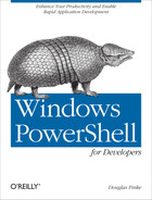 Cover image for Windows PowerShell for Developers