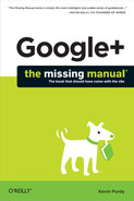 Cover image for Google+: The Missing Manual