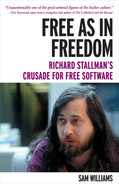 Cover image for Free as in Freedom [Paperback]