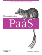Cover of Understanding PaaS