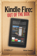 Cover image for Kindle Fire: Out of the Box