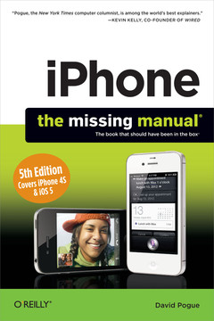 iPhone: The Missing Manual, 5th Edition