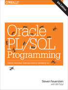 Cover of Oracle PL/SQL Programming, 6th Edition