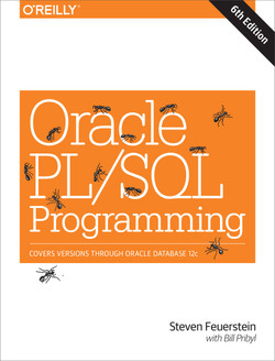 Oracle PL/SQL Programming, 6th Edition