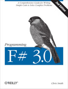 Cover image for Programming F# 3.0, 2nd Edition