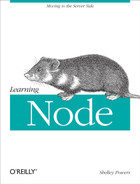 Cover image for Learning Node