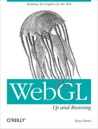 Cover image for WebGL: Up and Running